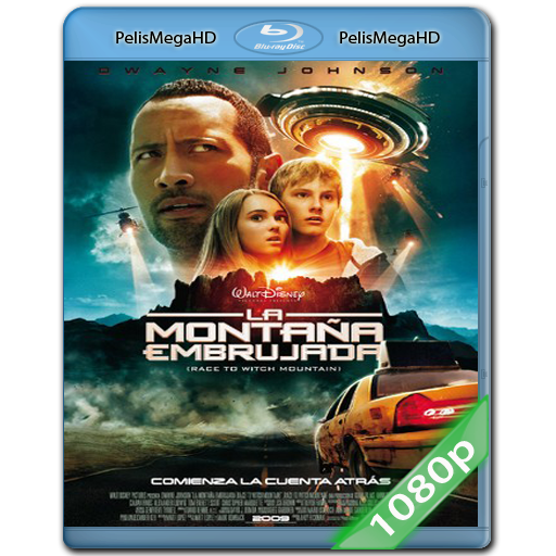 La Montaña Embrujada (2009) 1080P HD MKV ESPAÑOL LATINO