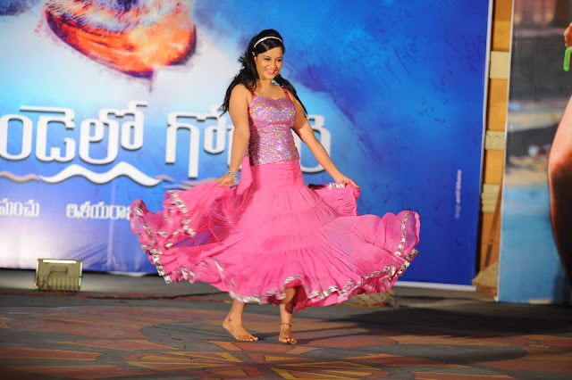 Hot Suja Varunee Dance photos Gundello Godari
