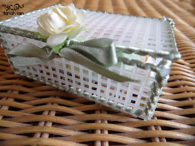 Cajita de dulces: Recuerdo de Baby Shower