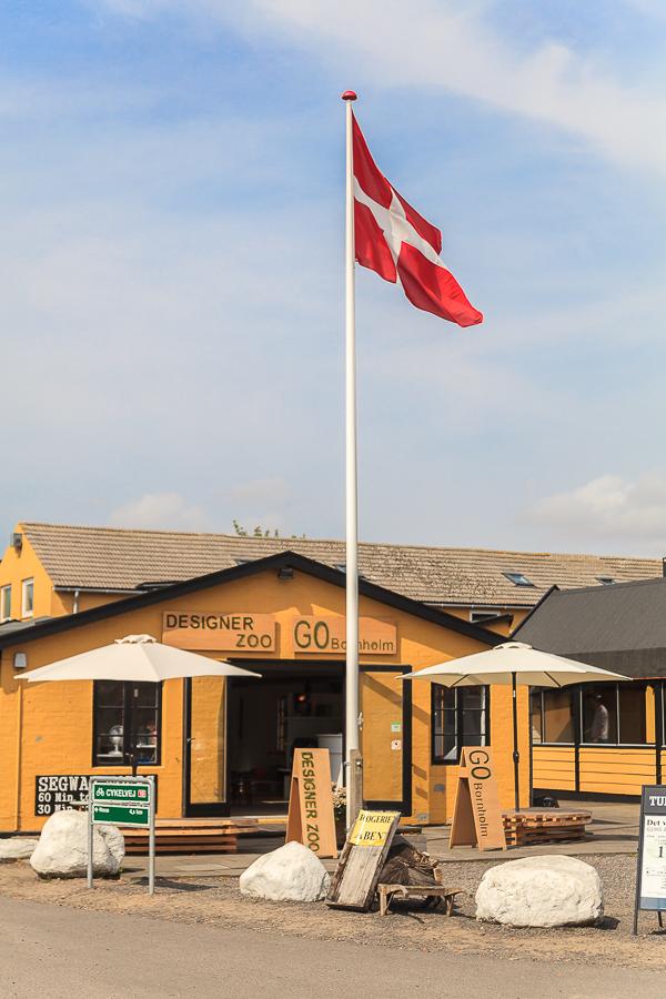 Amalie loves Denmark - Aktive Ferien auf Bornholm Segway