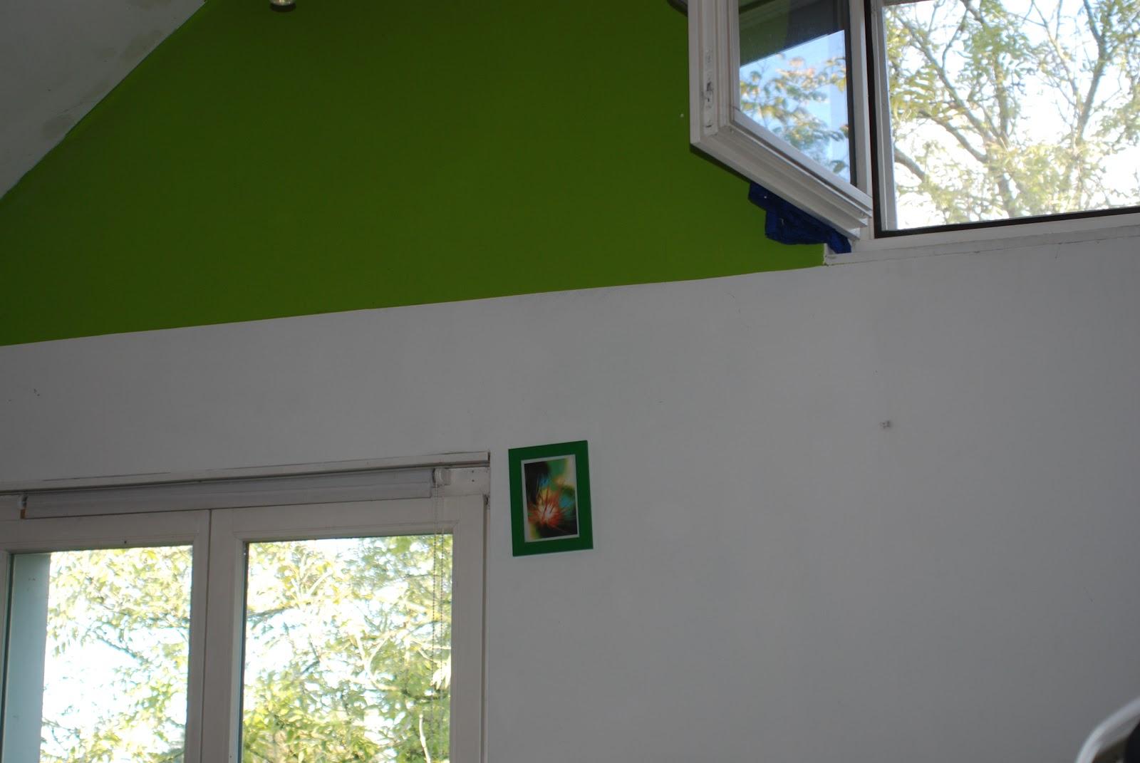 Gartenmalereien wohnen und dekorieren - Dachfenster dekorieren ...