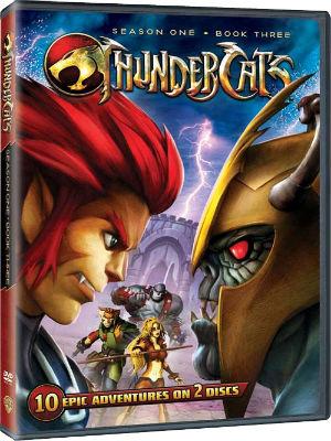 Thundercats on Tudo Ftp  Thundercats 1   Temporada   Livro 3 Dvd R