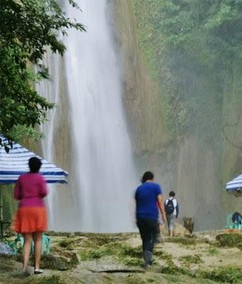 Mantayupan Falls Cebu