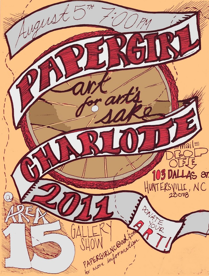 Papergirl - Charlotte