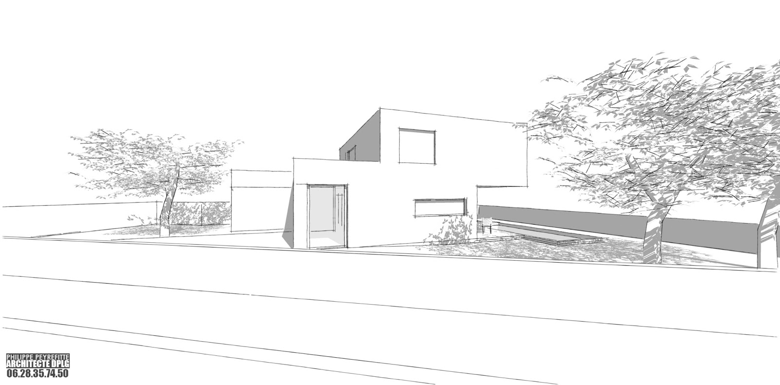 plan maison 3 chambres suite parentale With exceptional plan maison en l 100m2 7 plans de maisons constructeur deux savres
