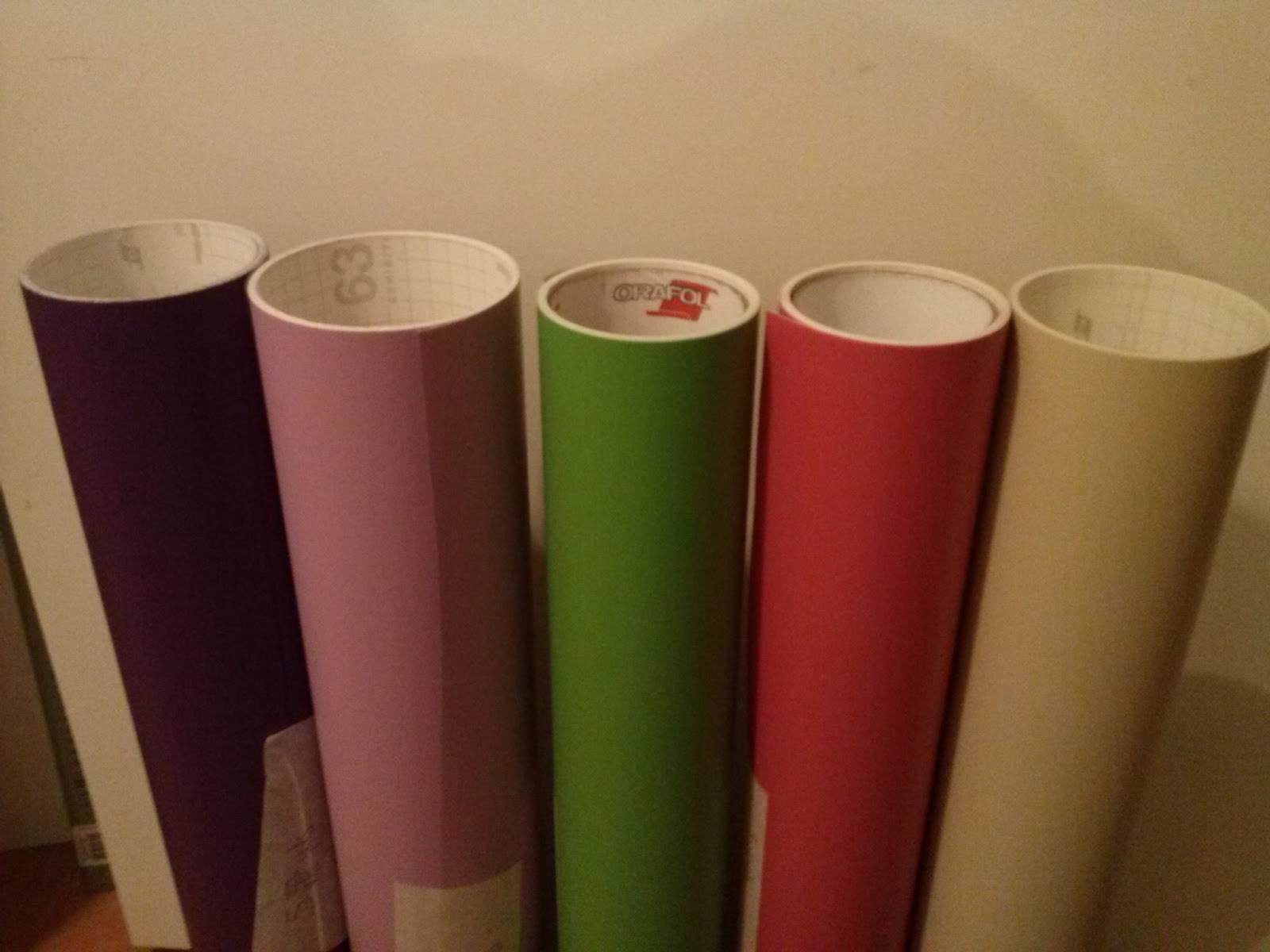 Cricut Vinyl Sheets in Ottawa