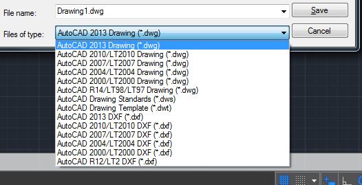 AutoCAD под Windows)