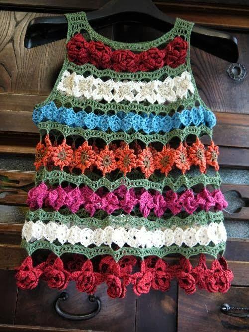 Prendas Tejidas a Mano. Handmade Knitting Clothe