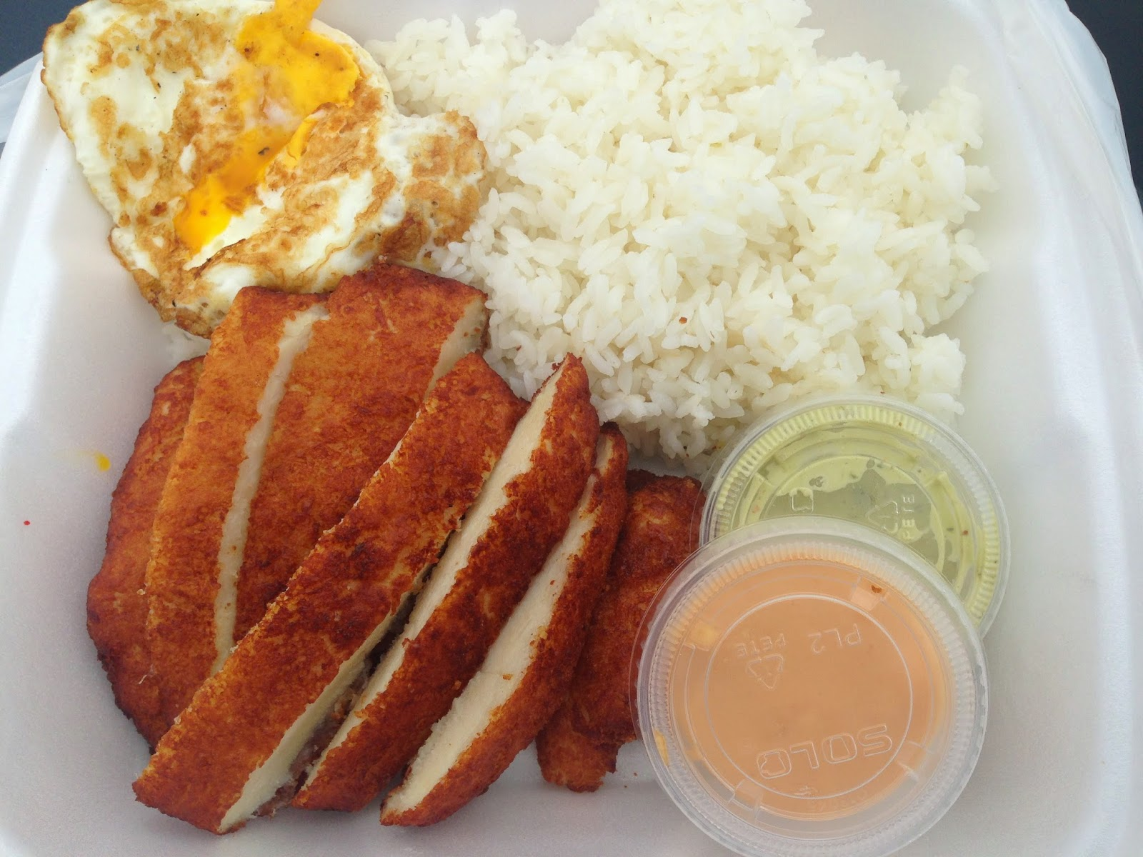 Savor the Bites Food Truck Milanesa