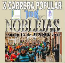 X Carrera Popular 10 km de Noblejas