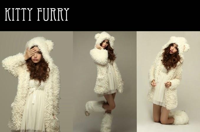 Tb dress white coat