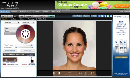 ... which colours suit you best online with taaz.com Online Makeover tool: www.beautifulmeplusyou.com/2012/01/right-hairstyle-for-your-face...