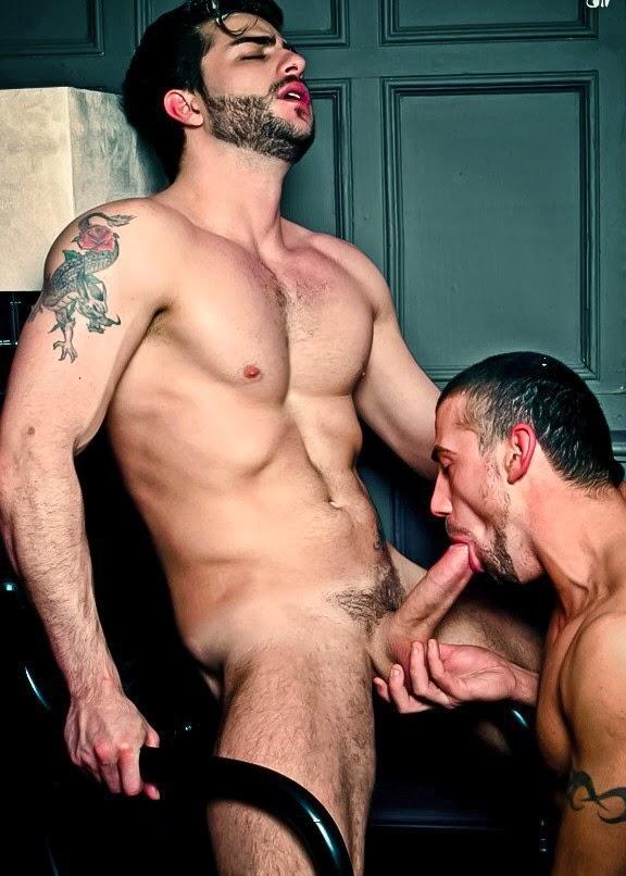 Erotic gloryhole bj