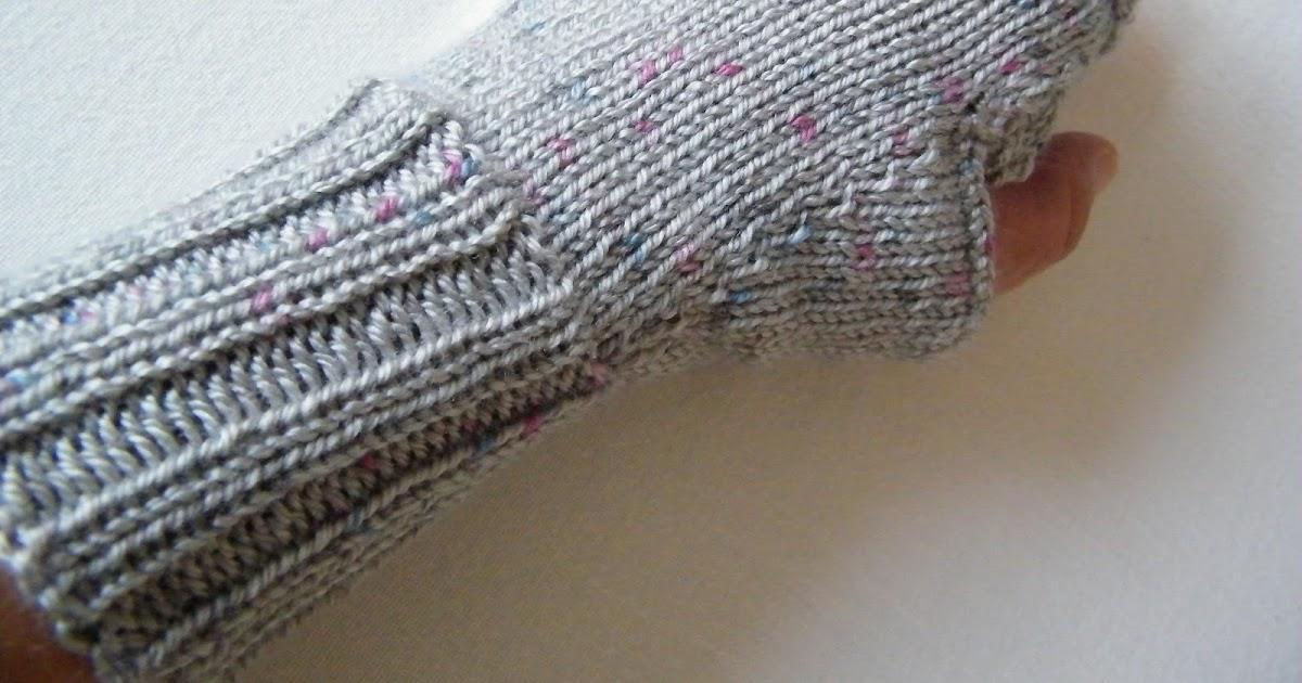 Judys Dies und Das: Fingerlose Handschuhe