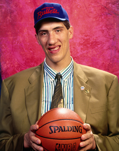 Draft+Suit+Muresan 10 Questionable NBA Draft Outfits