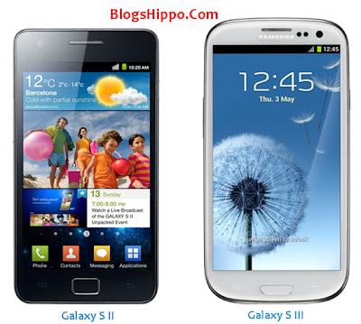samsung galaxy S2 vs Galaxy S3 pros cons