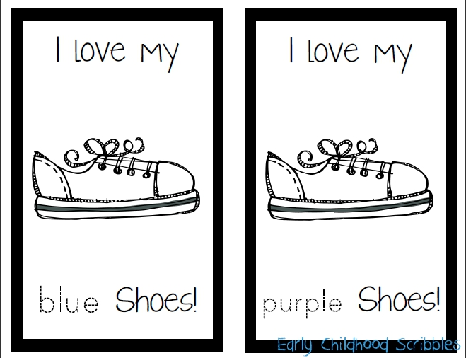 Image Result For Pete Cat Coloring Page Shoes Colored