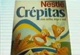 ... das Crépitas da Nestlé
