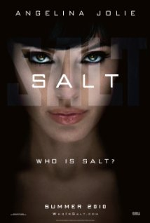 Salt (2010) BluRay 720p 900MB – Dual  Hindi Dubbed