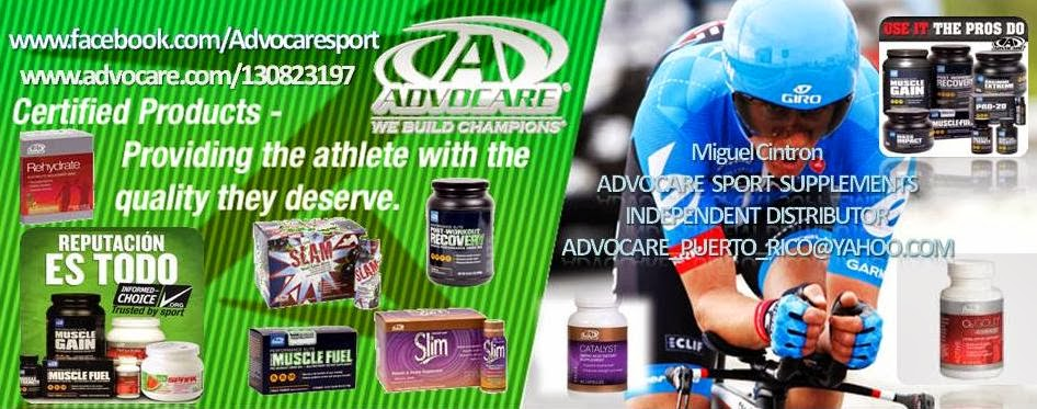 Advocare Sport Supplements