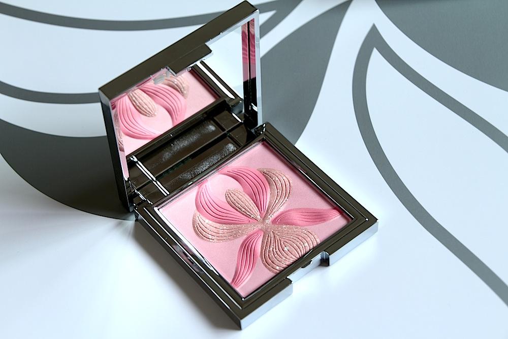 sisley palette orchidée rose automne 2013 test avis