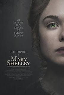 Mary Shelley Legendado Online