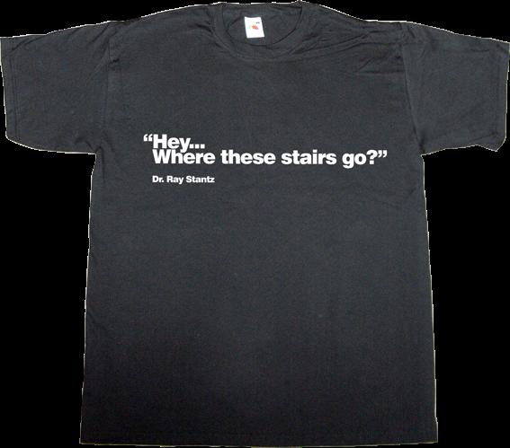 ghostbusters movie harold ramis tribute t-shirt ephemeral-t-shirts
