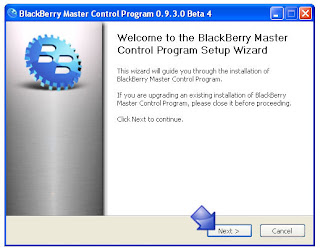 BlackBerry Master Control Program
