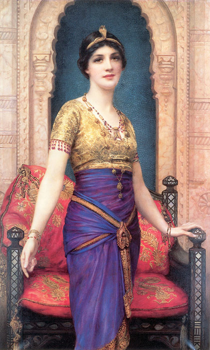 william wontner egyptian beauty