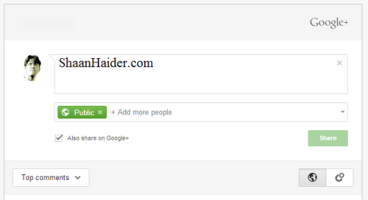 HOW TO : Enable Google+ Comments on Any Website
