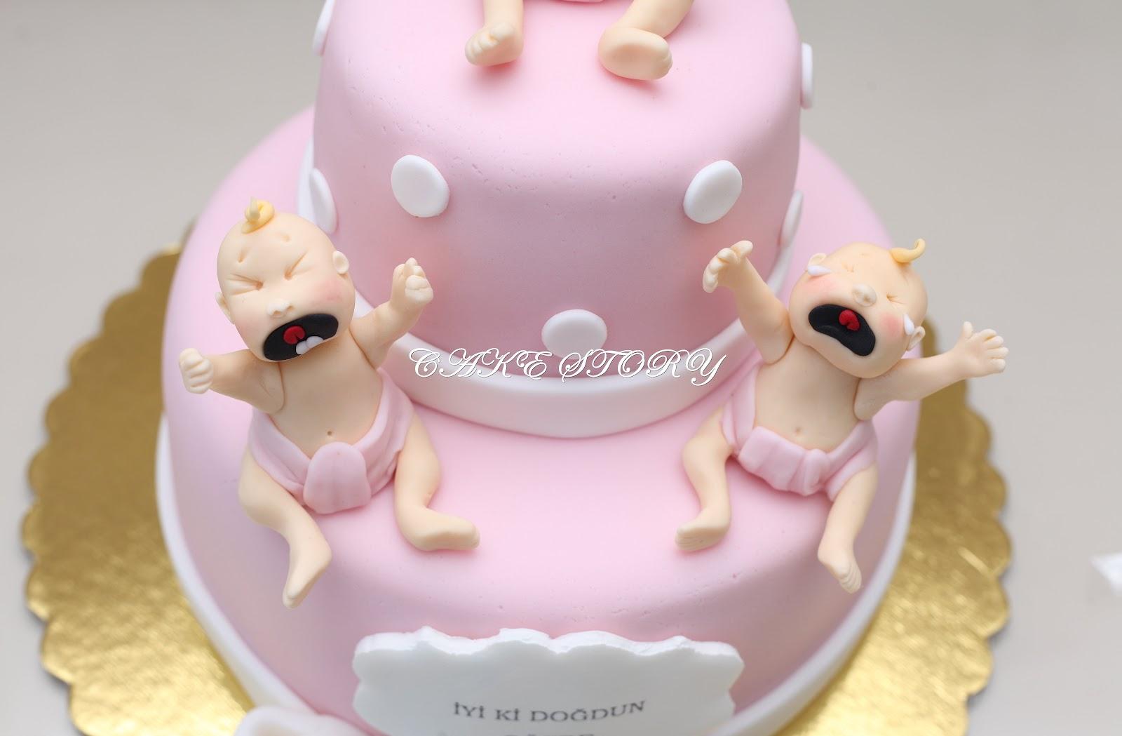 Birthday Cake Images Baby ~ Cake story: crying babies birthday cake