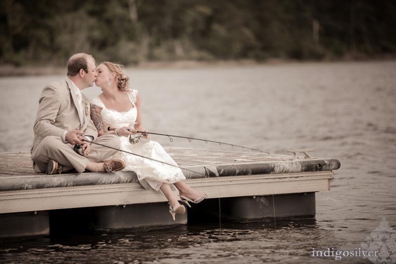 april and jeremy | watermark marina | wilmington nc wedding photographers