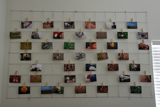 Hanging Photo's