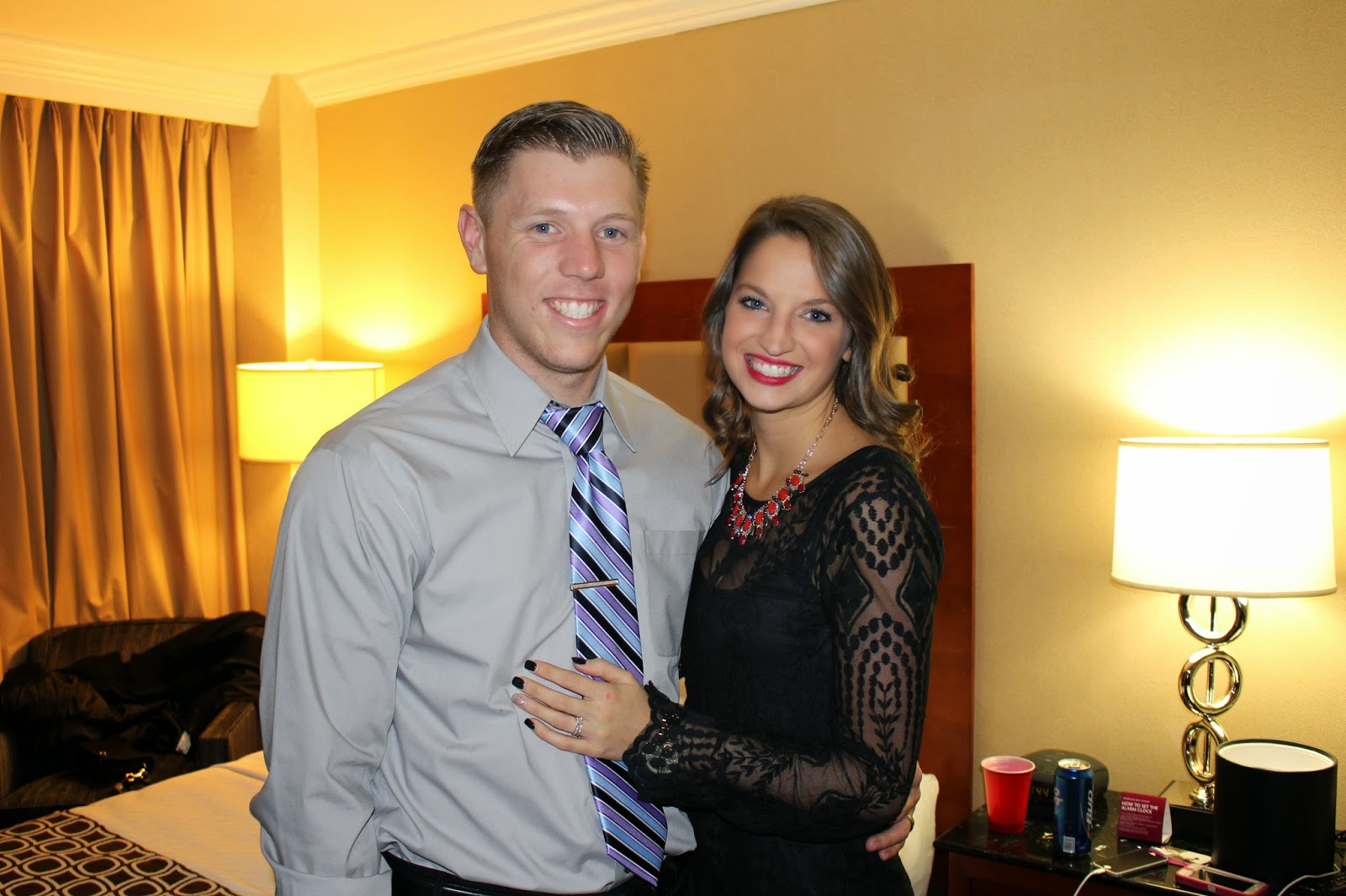 Jake and Karlyn - New Years Eve - Blog With The Browns