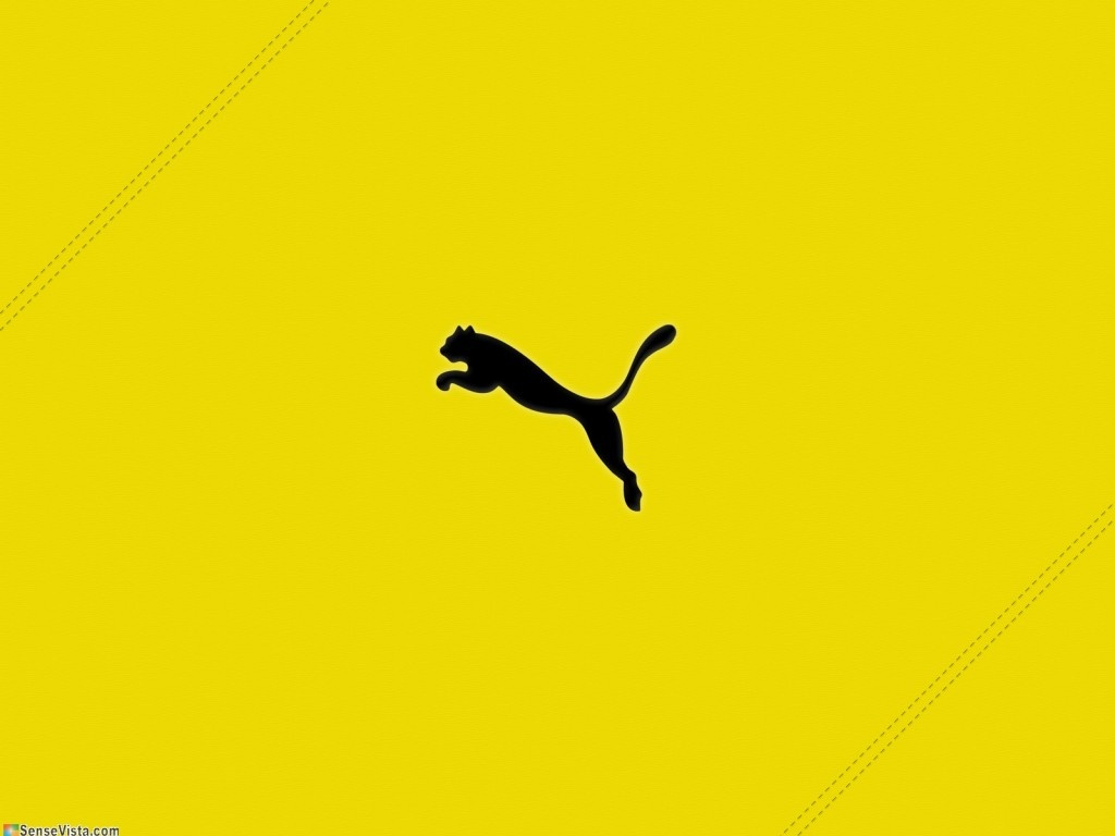 yellow puma logo -#main