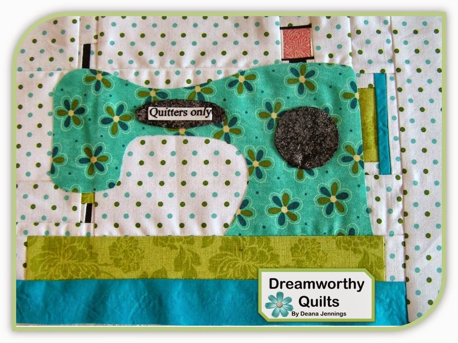 Buy Quilter's Garden at Etsy.