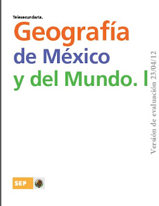 GEOGRAFA DE MXICO Y EL MUNDO