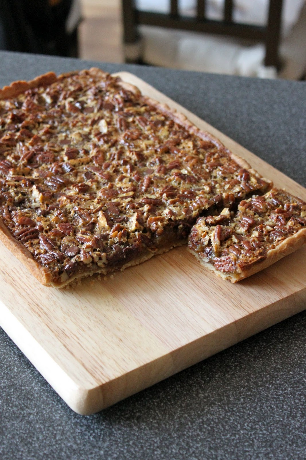 Baked Perfection: Chocolate Pecan Pie Bars
