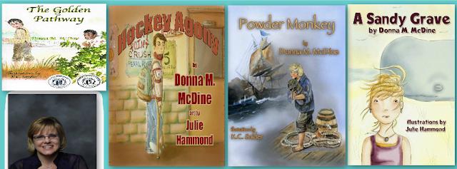 Donna's Books...