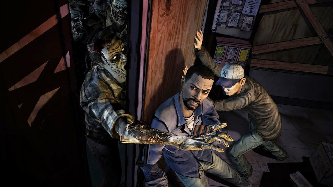 download the walking dead season 1 mod unlock all episodes andropalace