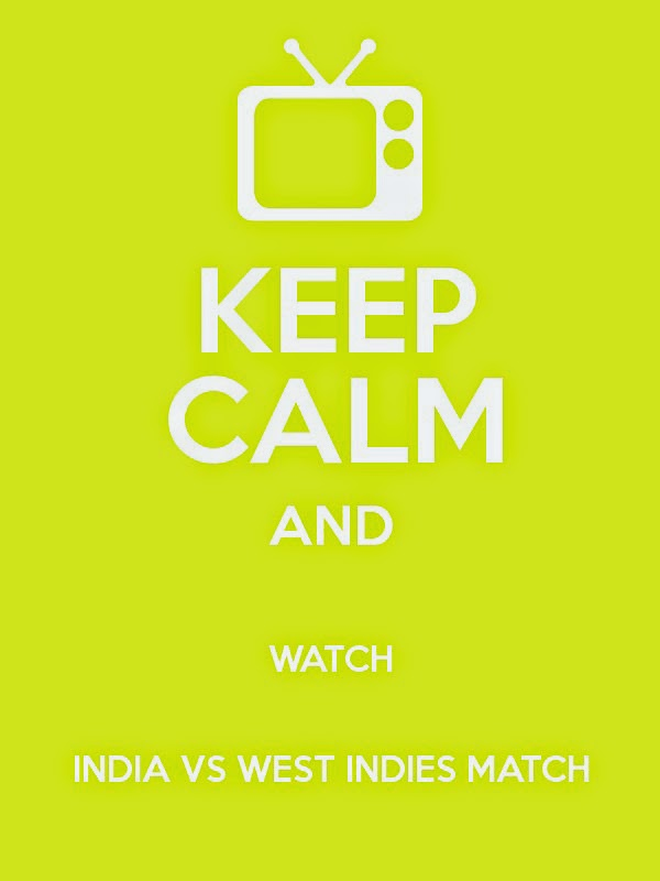 Keep calm India vs West Indies Whatsapp Wallpapers