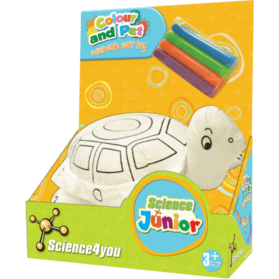 Science4You Colour and Pet Turtle