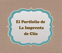 Entra en el portfolio de La imprenta de Clío