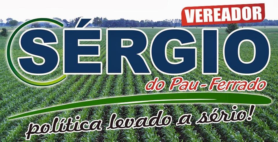 SERGIO DO PAU FERRADO