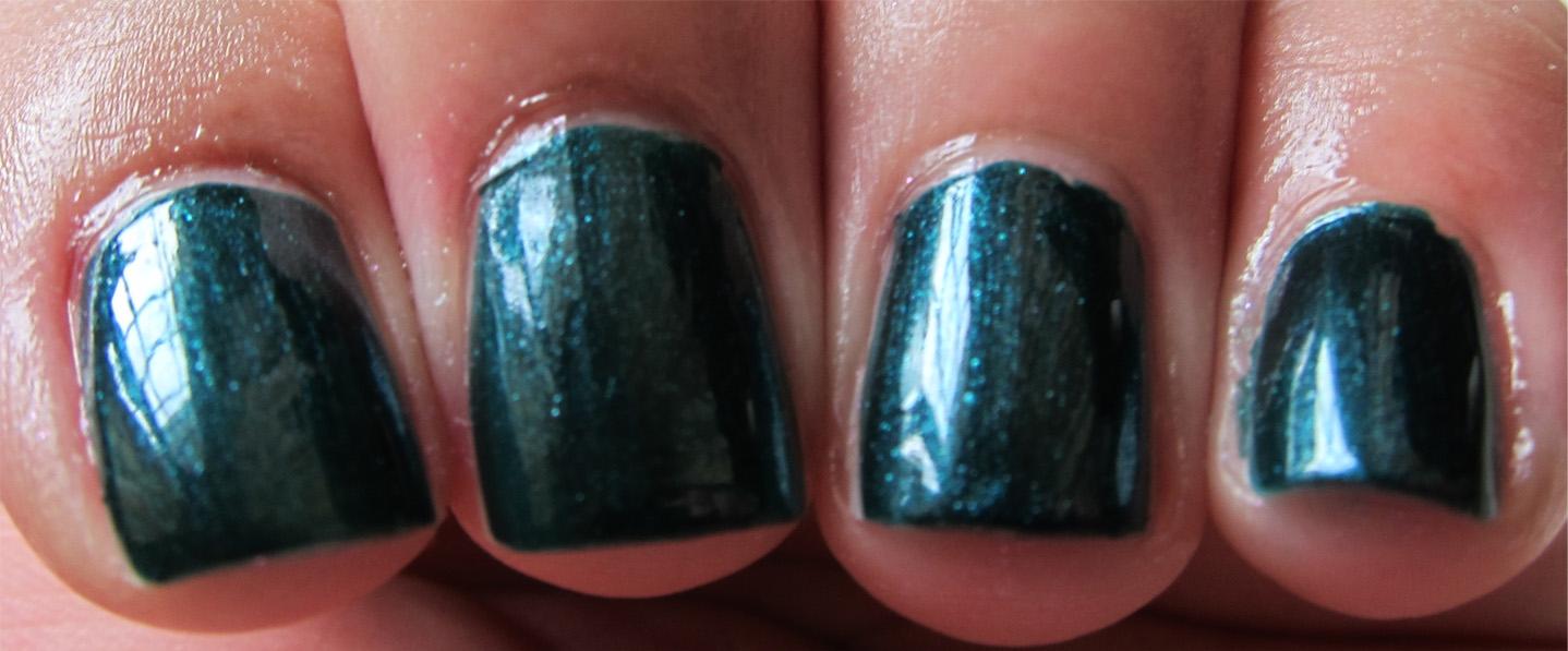 Rush Bijoux Says...: Gemstone Inspired Nail Polishes
