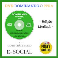 DVD - DOMINANDO O PPRA
