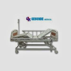 Ranjang ABS Elektrik (3 Fungsi Otomatis)