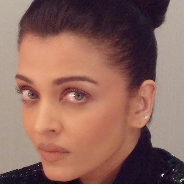 @instagram/mickeycontractor Aishwarya Rai makeup minimalism