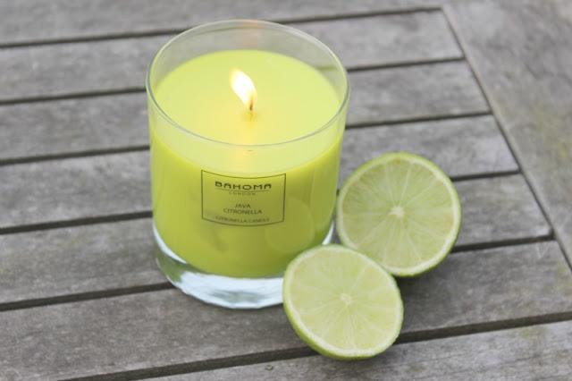 Bahoma Mojito Citronella Candle