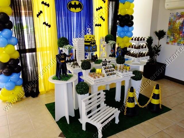 Decoração Batman Porto Alegre provençal